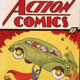 stripboek-waarin-superman-debuteert-verkocht-voor-recordbedrag