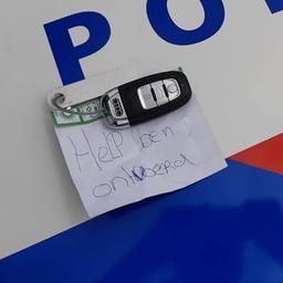 politie-rukt-uit-op-a6-voor-'ontvoerd'-meisje-dat-geen-zin-heeft-in-winkelen