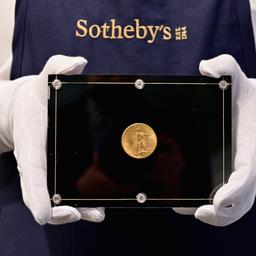 nieuwe-duurste-munt-ooit:-amerikaanse-double-eagle-levert-15-miljoen-euro-op